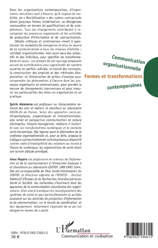 4eme Communication organisationnelle