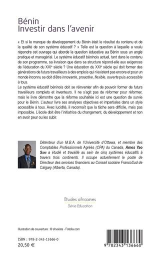 4eme Benin investir dans l'avenir