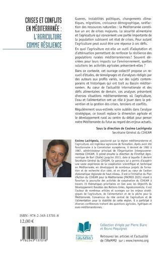 4eme Crises et conflits en Méditerranée
