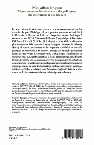 4eme Espace plurilingue et affichage des mauvaises langues à Alger