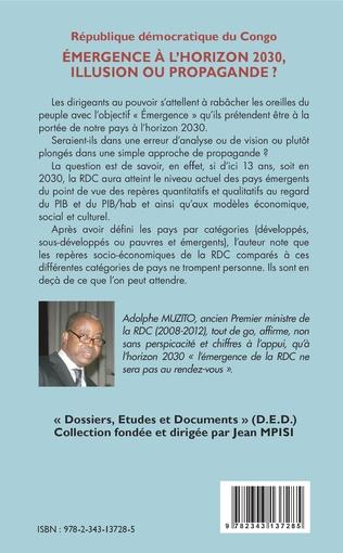 4eme République démocratique du Congo 11e tribune