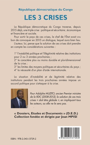4eme République démocratique du Congo 12e tribune