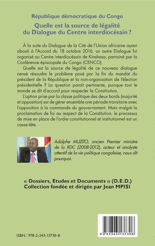 4eme République démocratique du Congo 14e tribune