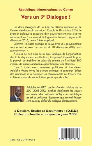 4eme République démocratique du Congo 15e tribune