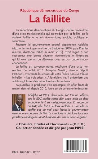 4eme République démocratique du Congo 16e tribune