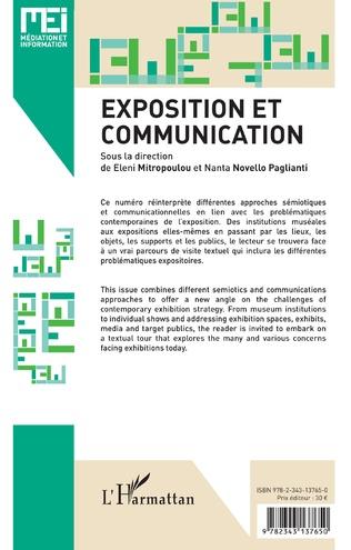 4eme Exposition et communication