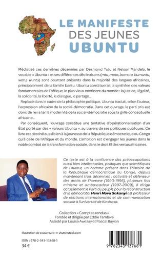 4eme Le manifeste des jeunes Ubuntu