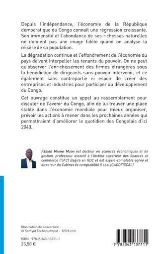 4eme L'économie de la République démocratique du Congo