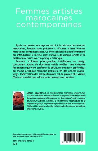 4eme Femmes artistes marocaines contemporaines