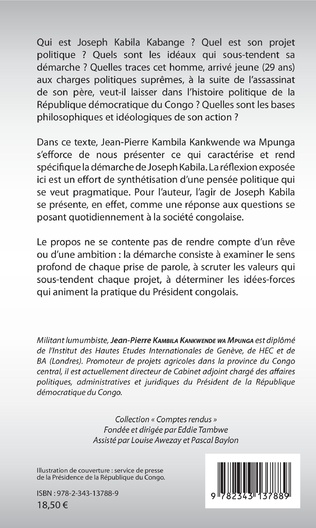 4eme Joseph Kabila Kabange