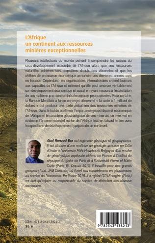 4eme L'Afrique un continent aux ressources minières exceptionnelles