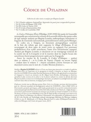 4eme Códice de Otlazpan