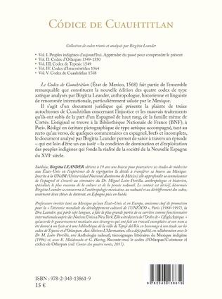 4eme Códice de Cuauhtitlan