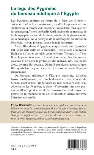 4eme Le legs des Pygmées