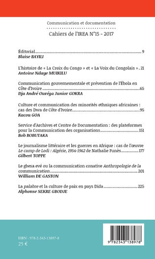 4eme Communication et documentation