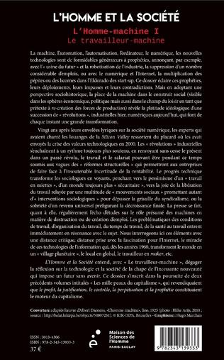 4eme L'Homme-machine I