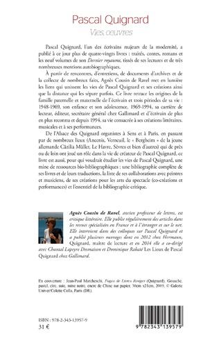 4eme Pascal Quignard