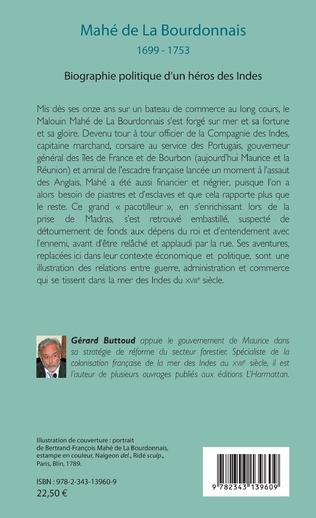 4eme Mahé de La Bourdonnais