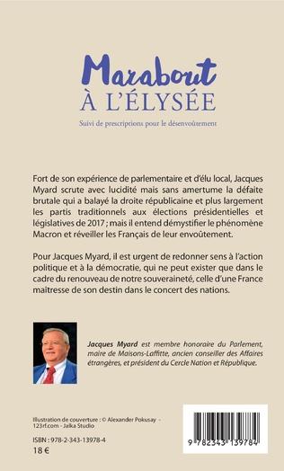 4eme Marabout à l'Elysée