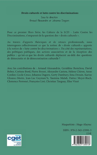 4eme Accès, liberté et participation : les droits culturels au regard du droit international