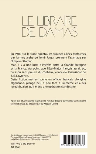 4eme Le libraire de Damas