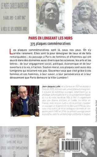 4eme Paris en longeant les murs