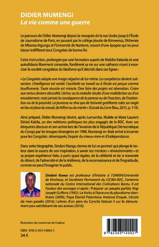 4eme Didier Mumengi