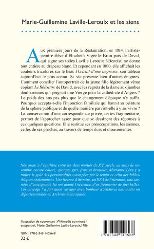 4eme Marie-Guillemine Laville-Leroulx et les siens