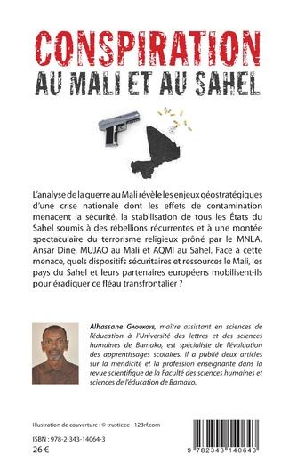4eme Conspiration au mali et au Sahel