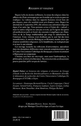 4eme Images et caricatures au vif du rapport entre violence et religion