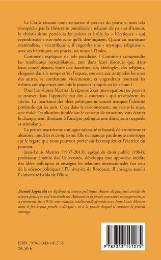 4eme Penser les idées politiques avec Jean-Louis Martres