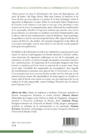 4eme L'imaginaire de la catastrophe dans la communication et les arts