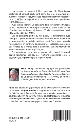 4eme La psychanalyse aujourd'hui