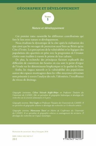4eme Géographie et développement Tome 1