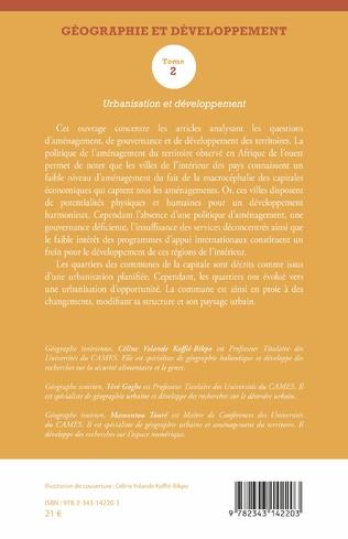 4eme Géographie et développement Tome 2