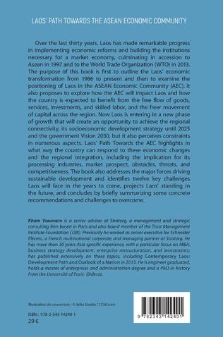 4eme Laos' path towards the asean economic community