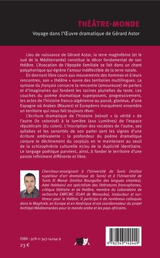 4eme Théâtre-Monde