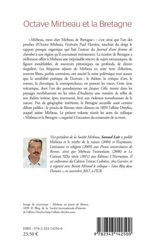 4eme Octave Mirbeau et la Bretagne