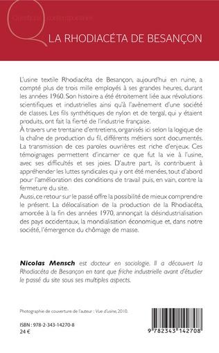 4eme La Rhodiacéta de Besançon