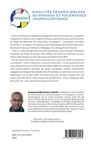 4eme Rivalités franco-belges au Rwanda et polémiques journalistiques