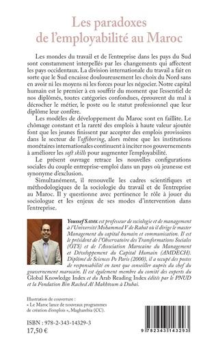 4eme Les paradoxes de l'employabilité au Maroc