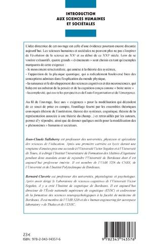 4eme Introduction aux sciences humaines et sociétales