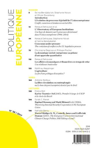 4eme L'évolution du processus législatif de l'Union européenne