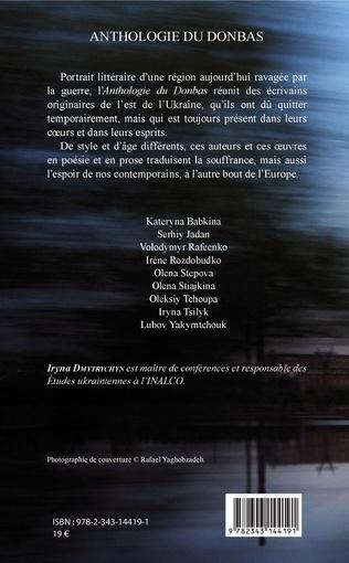 4eme Anthologie du Donbas