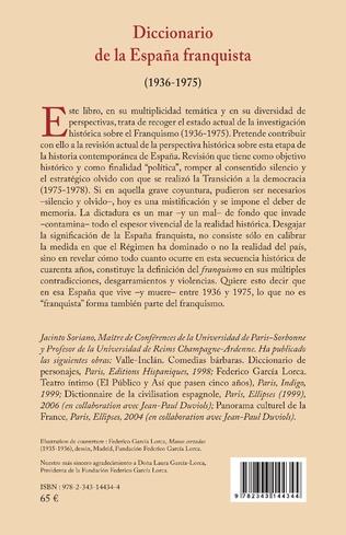 4eme Diccionario de la España franquista (1936-1975)