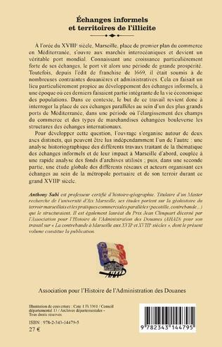 4eme Echanges informels et territoires de l'illicite