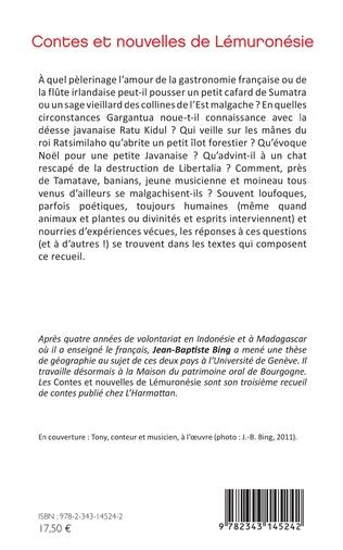 4eme Contes et nouvelles de Lémuronésie