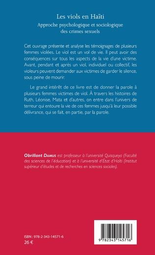 4eme Les viols en Haïti
