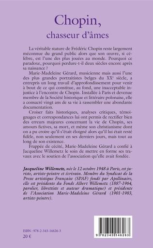 4eme Chopin, chasseur d'âmes