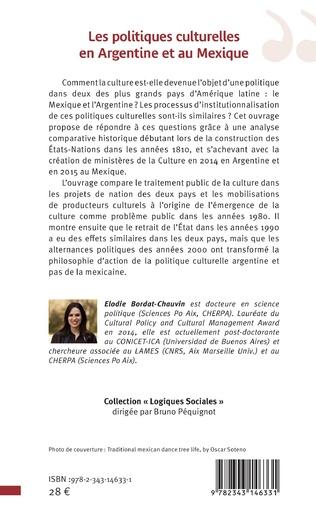 4eme Les politiques culturelles en Argentine et au Mexique